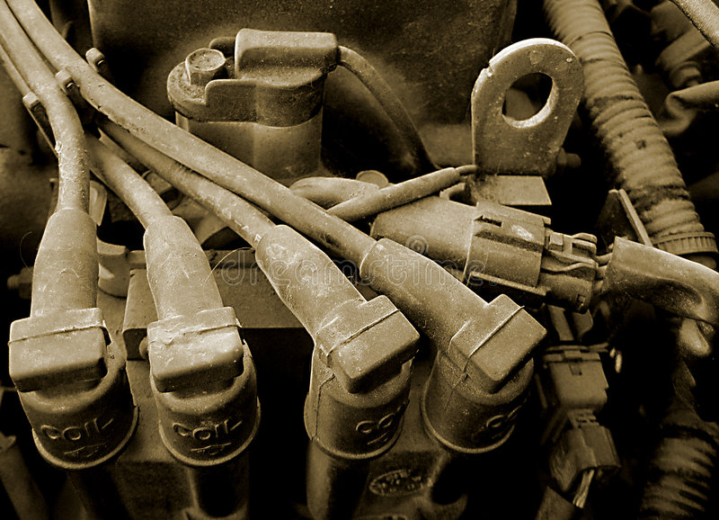 Mecánicos Polvorientos Fotos de archivo libres de regalías