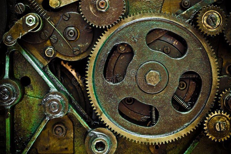 Mecânicos da máquina foto de stock royalty free
