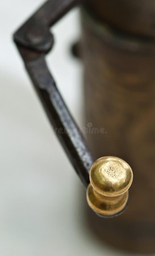 Mecanical korba zdjęcia stock