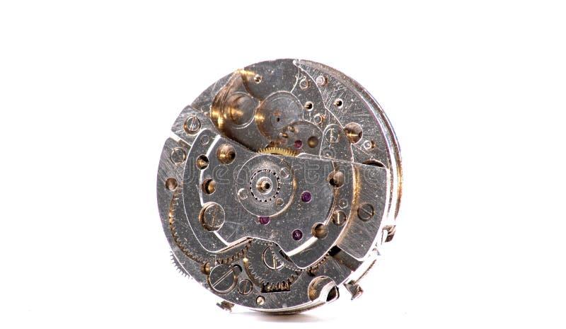 Mecanismo de um pulso de disparo Cronometre o conceito fotografia de stock royalty free