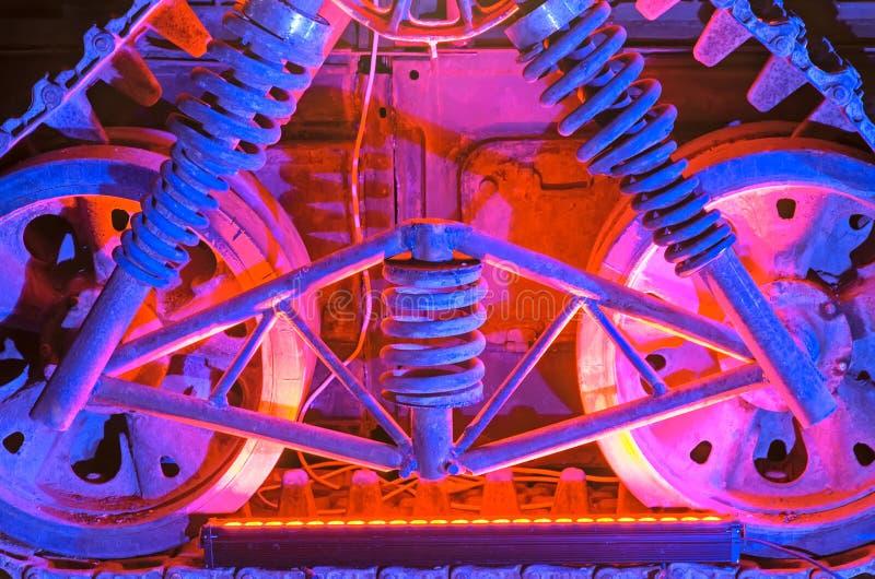 Mecanismo diabólico fotografia de stock