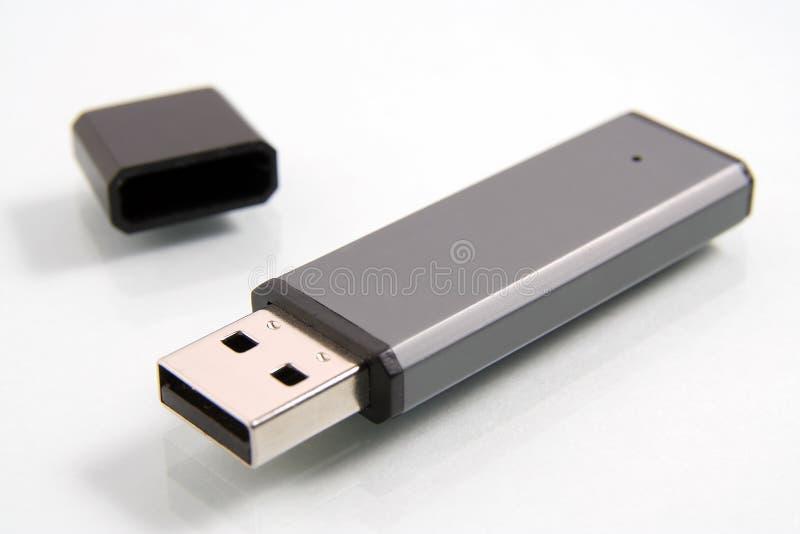 Mecanismo impulsor del flash del USB fotos de archivo