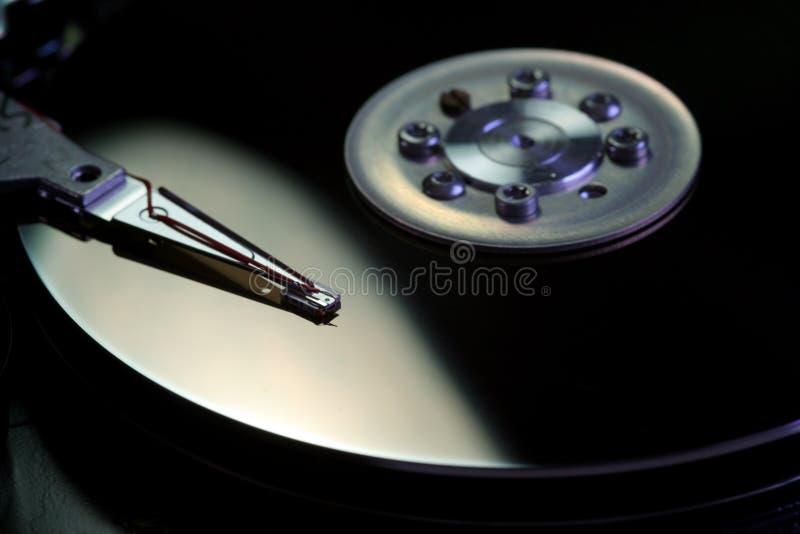 Mecanismo impulsor duro del ordenador imagen de archivo