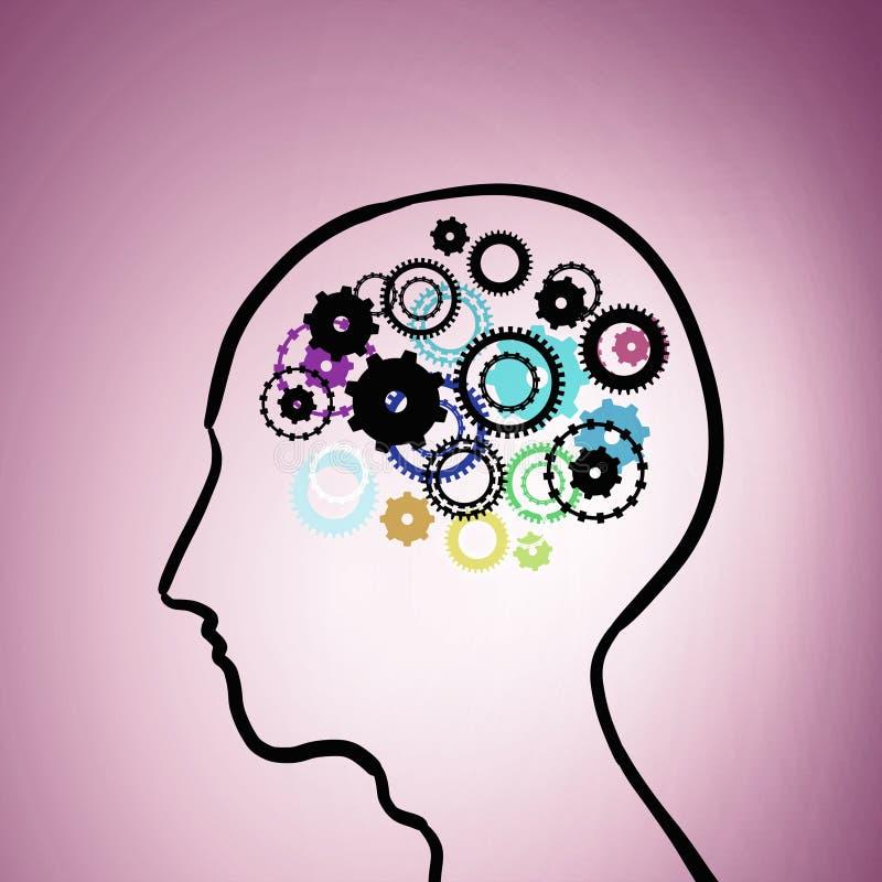 Mecanismos de pensamiento libre illustration