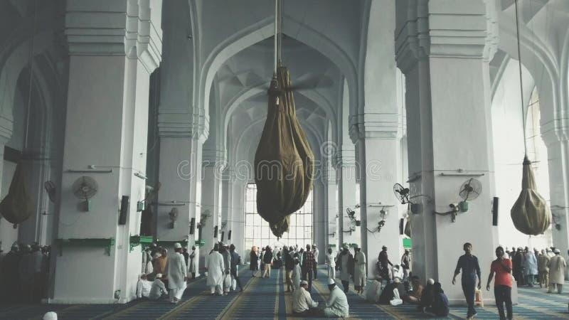 Mecca Masjid lizenzfreie stockfotos