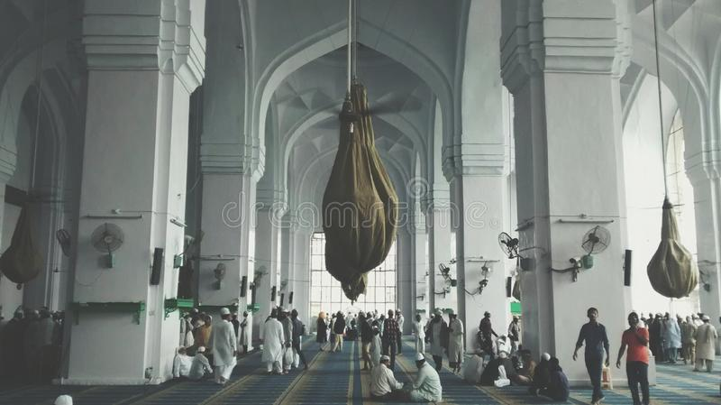 Mecca Masjid fotos de stock royalty free