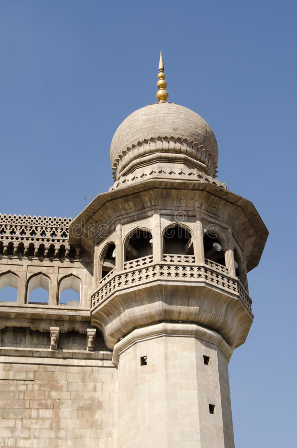 Download Mecca Masjid Detail, Hyderabad Stock Photo - Image: 30575714