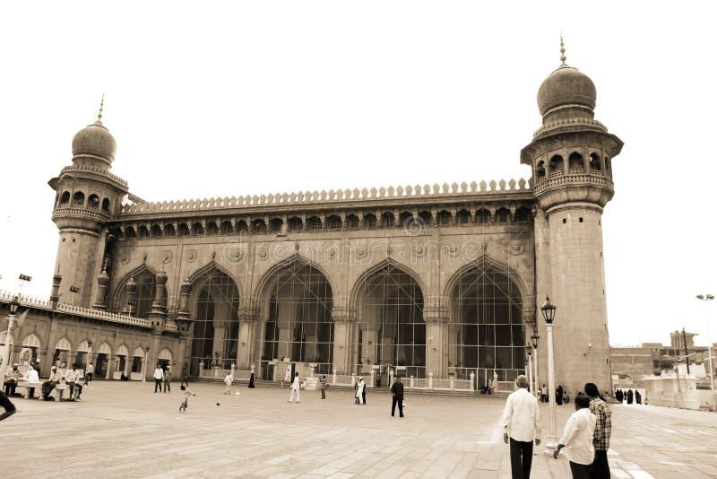 Mecca Masjid royalty free stock images