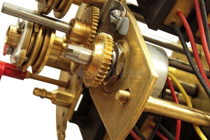 Meccanismo. fotografia stock
