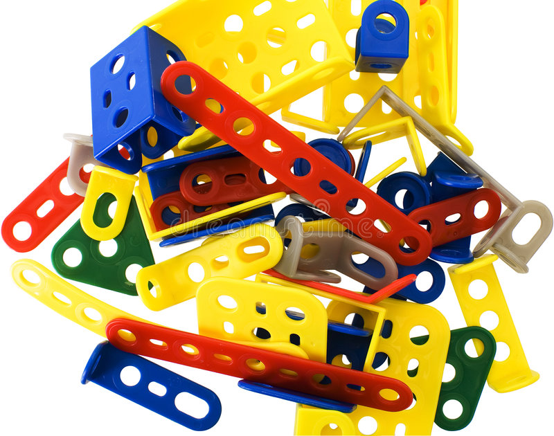 meccano photos stock