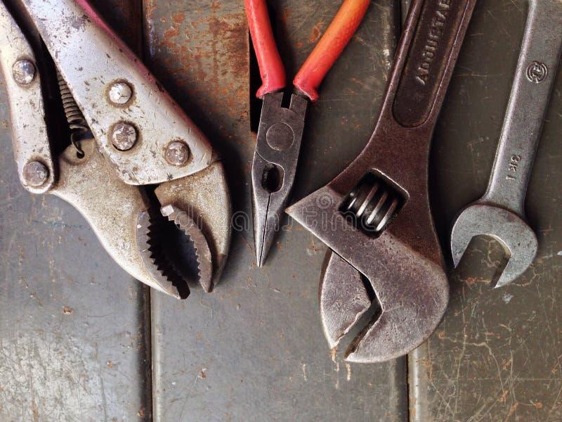 Download Mechanic tools stock photo. Image of mechanic, usually - 43349410