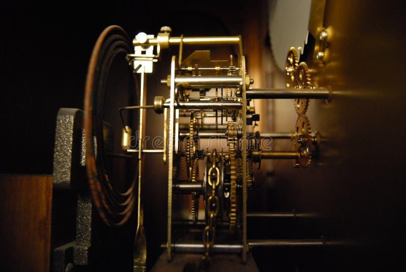 Mechanical Clock royalty free stock photos