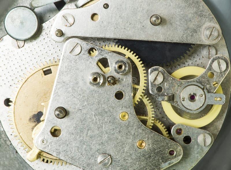 Mechanical Clockwork Royalty Free Stock Images