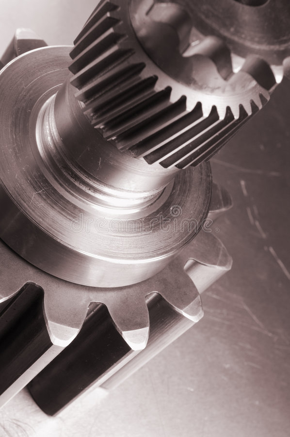 Mechanical concept royalty free stock image