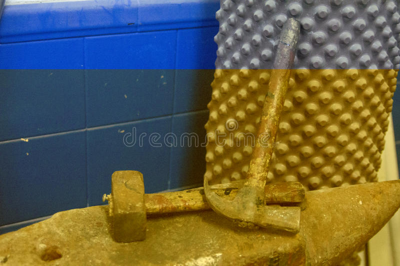 Mechanical industrial royalty free stock photo