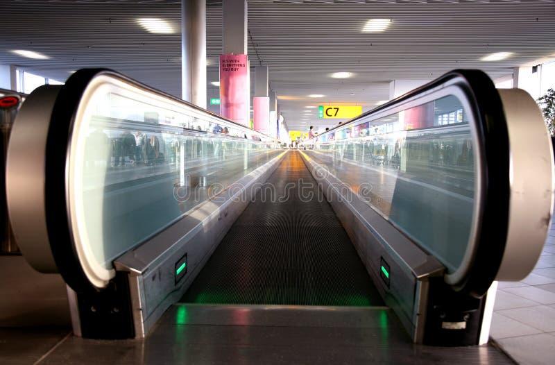 Mechanical Passage Stock Photo