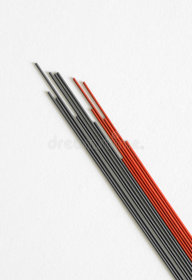 Download Mechanical Pencil Leads Stock Image - Image: 25398301
