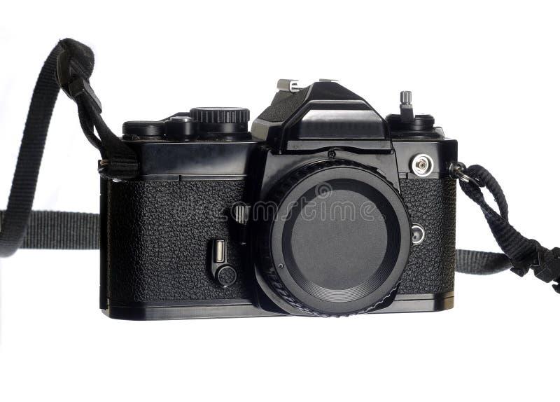 Mechanical SLR camera stock images