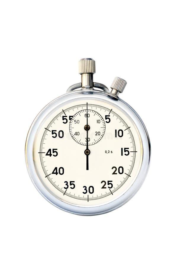 Download Mechanical stop-watch stock photo. Image of mechanism - 16946056