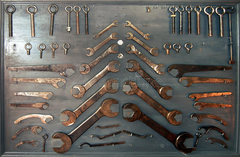 Mechanical Tools Stock Images