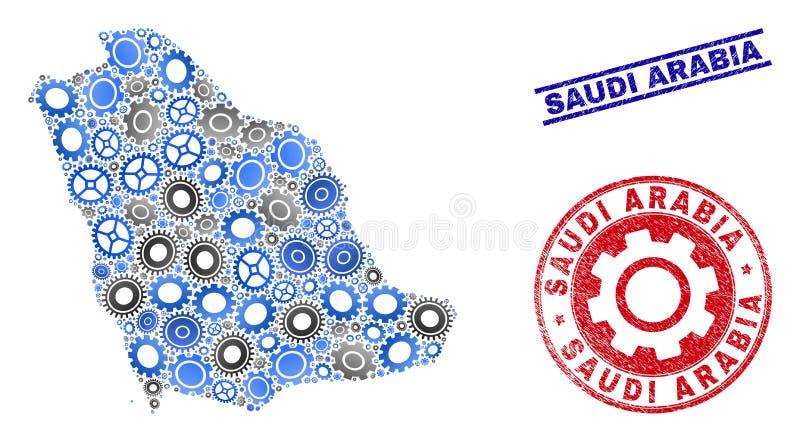 Saudi Arabia Map Stock Illustrations – 3,359 Saudi Arabia