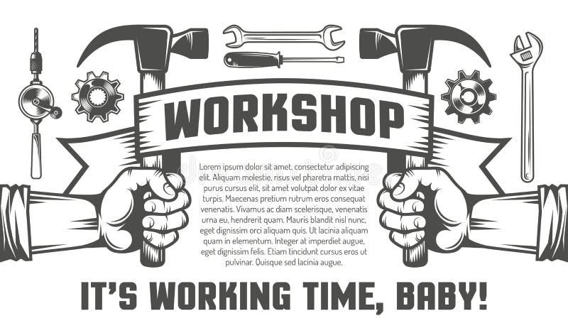 Mechaników narzędzia ilustracji
