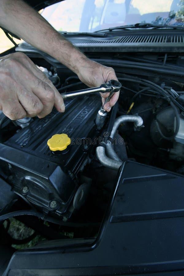 mechanik obraz stock