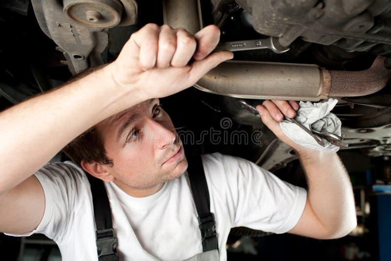 mechanik praca zdjęcia stock