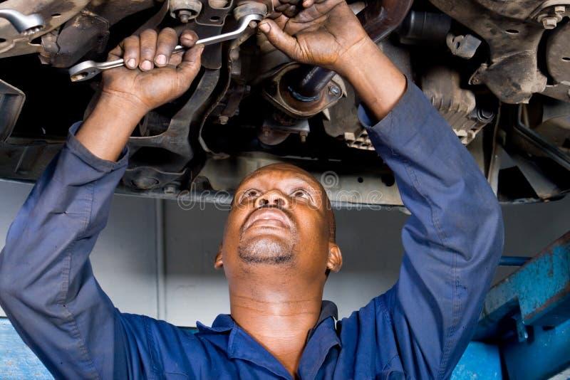 mechanik praca zdjęcie royalty free