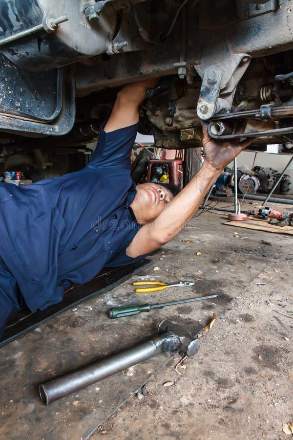 mechaniker stockbilder