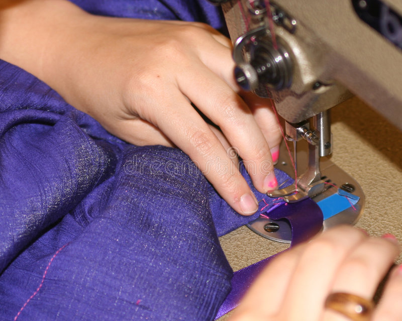 mechanikiem ubraniowy fotografia stock
