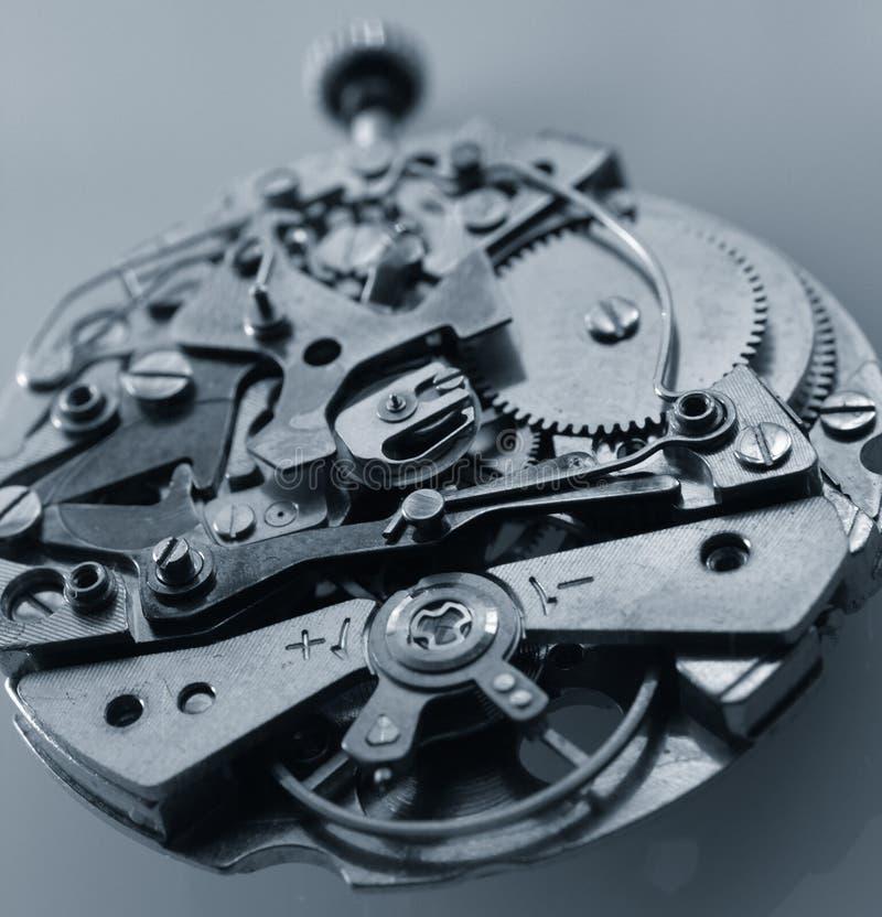 Mechanisch horloge stock fotografie