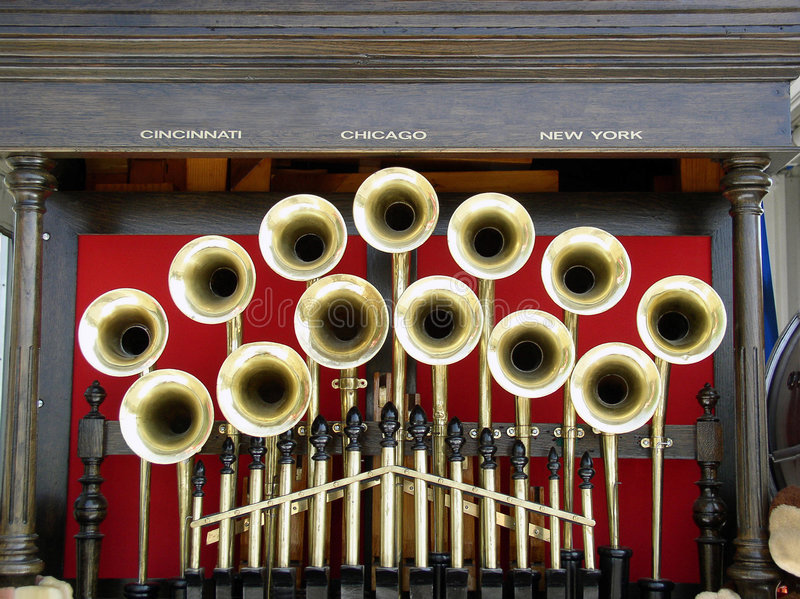 Mechanische Band royalty-vrije stock fotografie