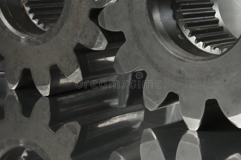 Mechanische close-ups stock foto