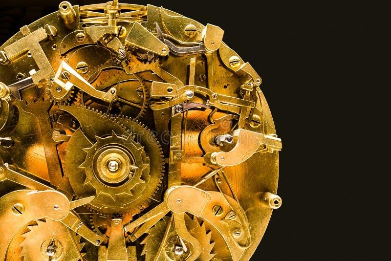 Mechanische Horlogeclose-up stock fotografie