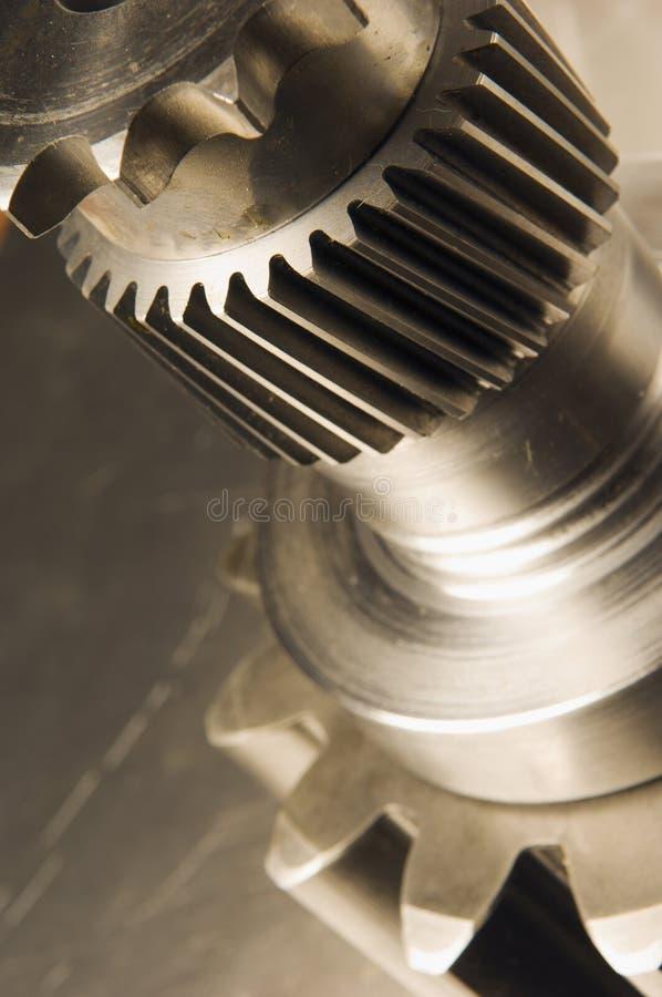 Mechanische Menagerie im Sepia lizenzfreie stockfotografie