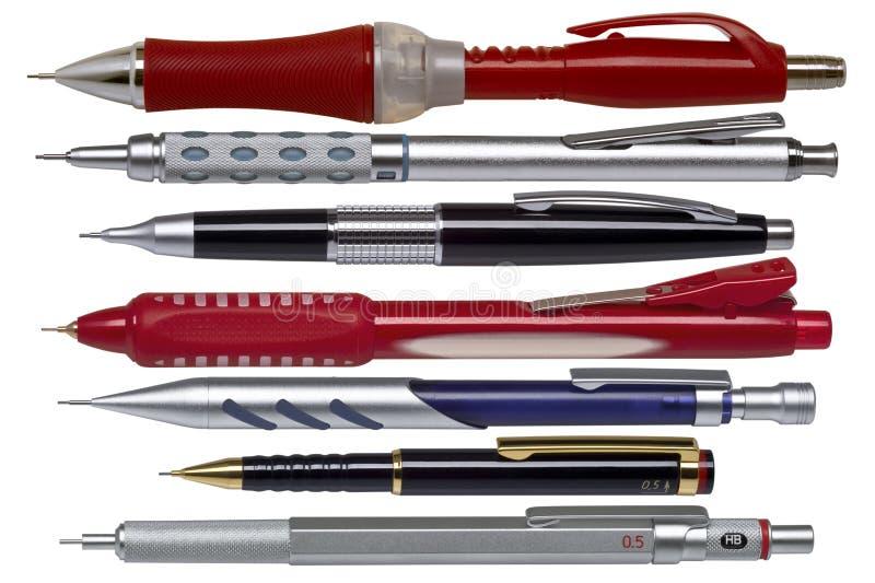 Mechanischer Bleistift lizenzfreies stockbild