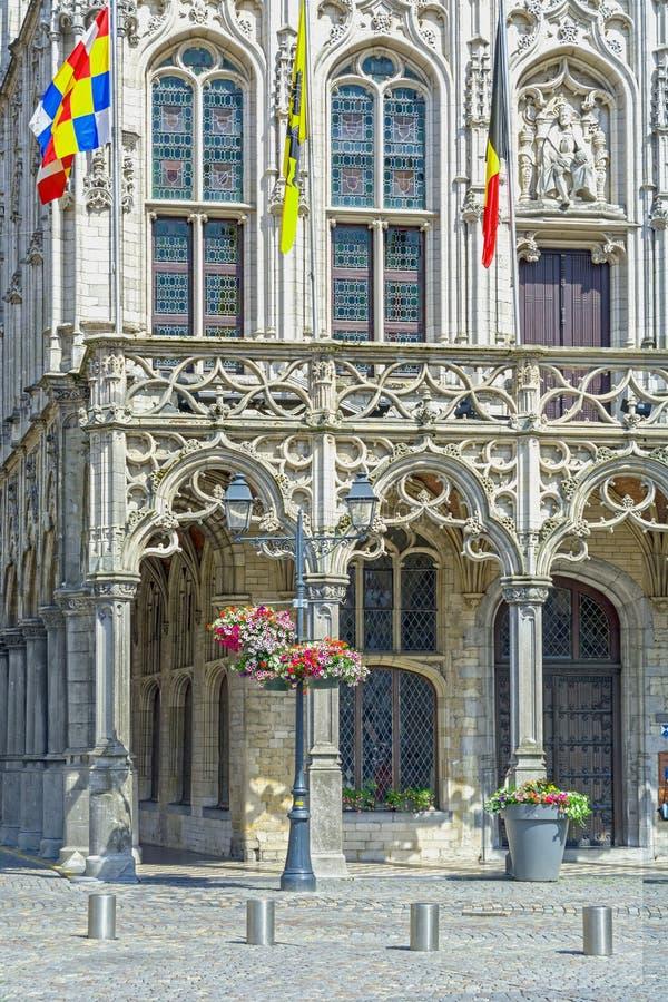 Mechelen, België stock foto's