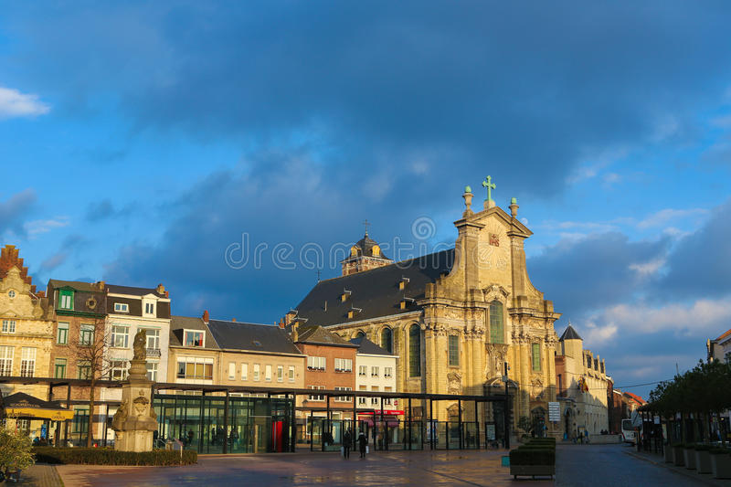 Mechelen, Flanders, Belgium stock photo