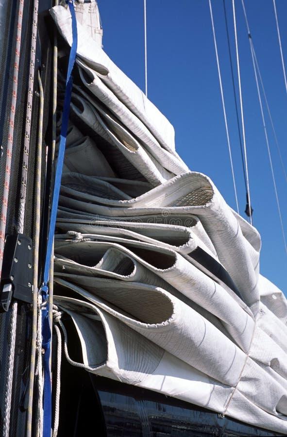 mecz 2 ' s sail. zdjęcie royalty free