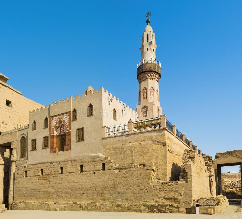 Meczet Abu Haggag obraz stock