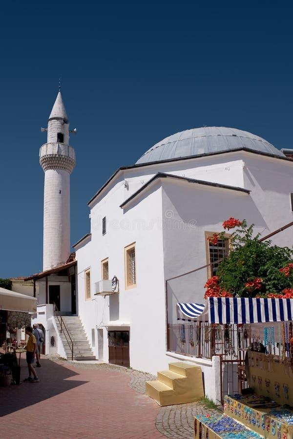 Meczet Fetiye Stary Obraz Royalty Free