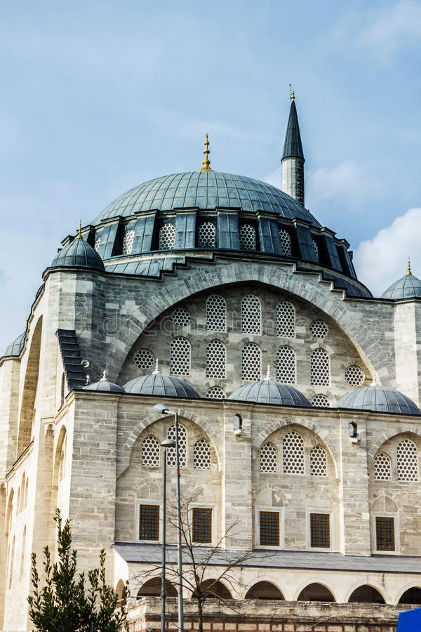 Meczet Istanbuł zdjęcie royalty free