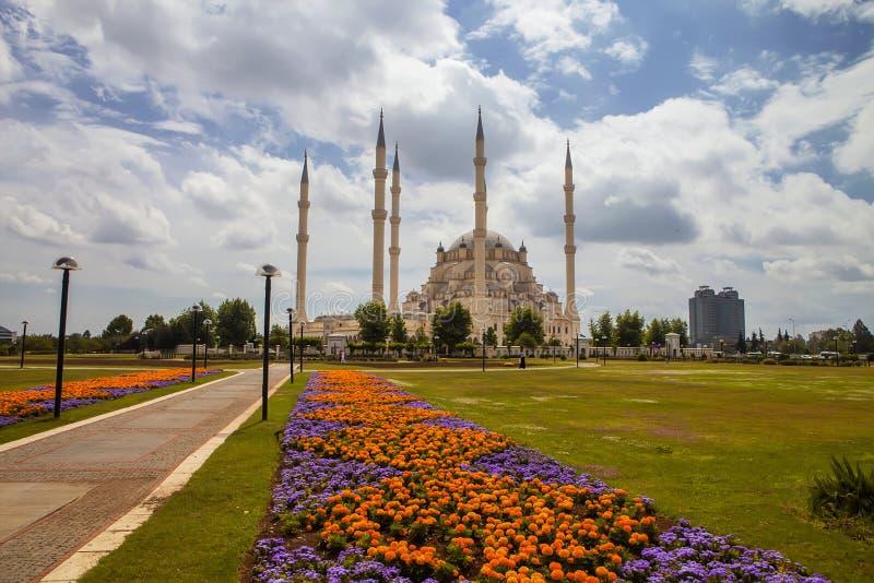 Meczet w Adana zdjęcia royalty free