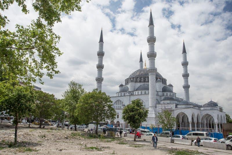 Meczet w Ankara obraz royalty free