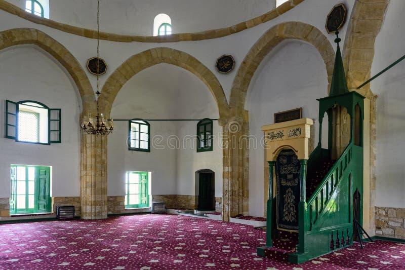 Meczet w Cypr zdjęcie royalty free