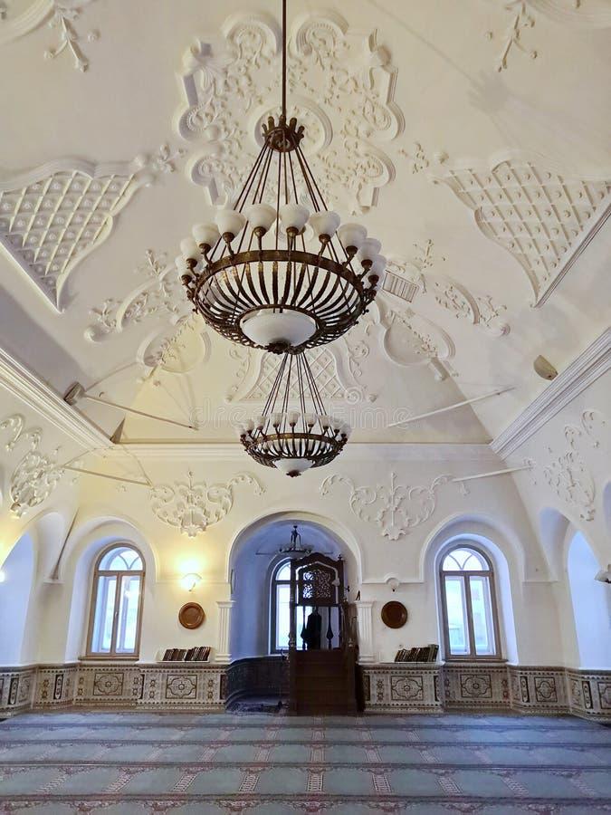 Meczet w Kazan mieście obrazy royalty free