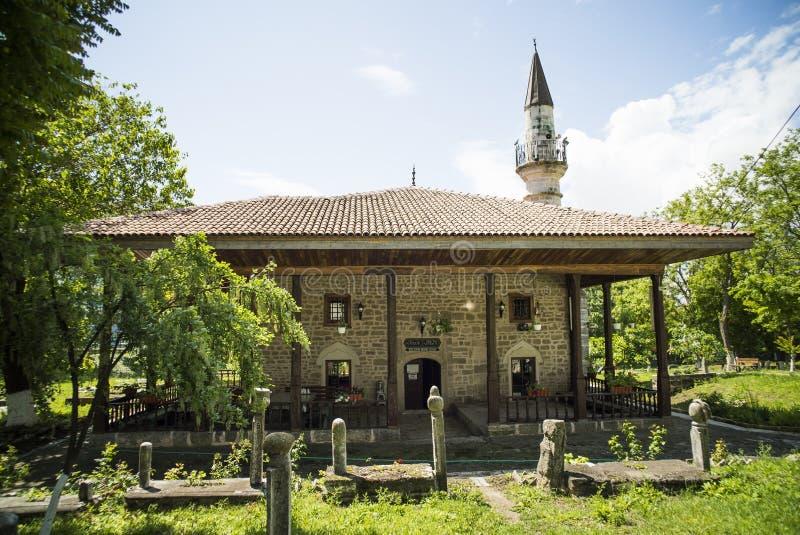 Meczet w Mangalia, Rumunia zdjęcia royalty free