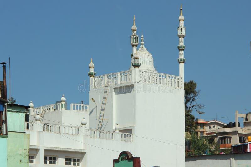 Meczet w Ooty zdjęcia stock