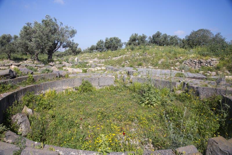 Meczetowa ruina zdjęcia royalty free